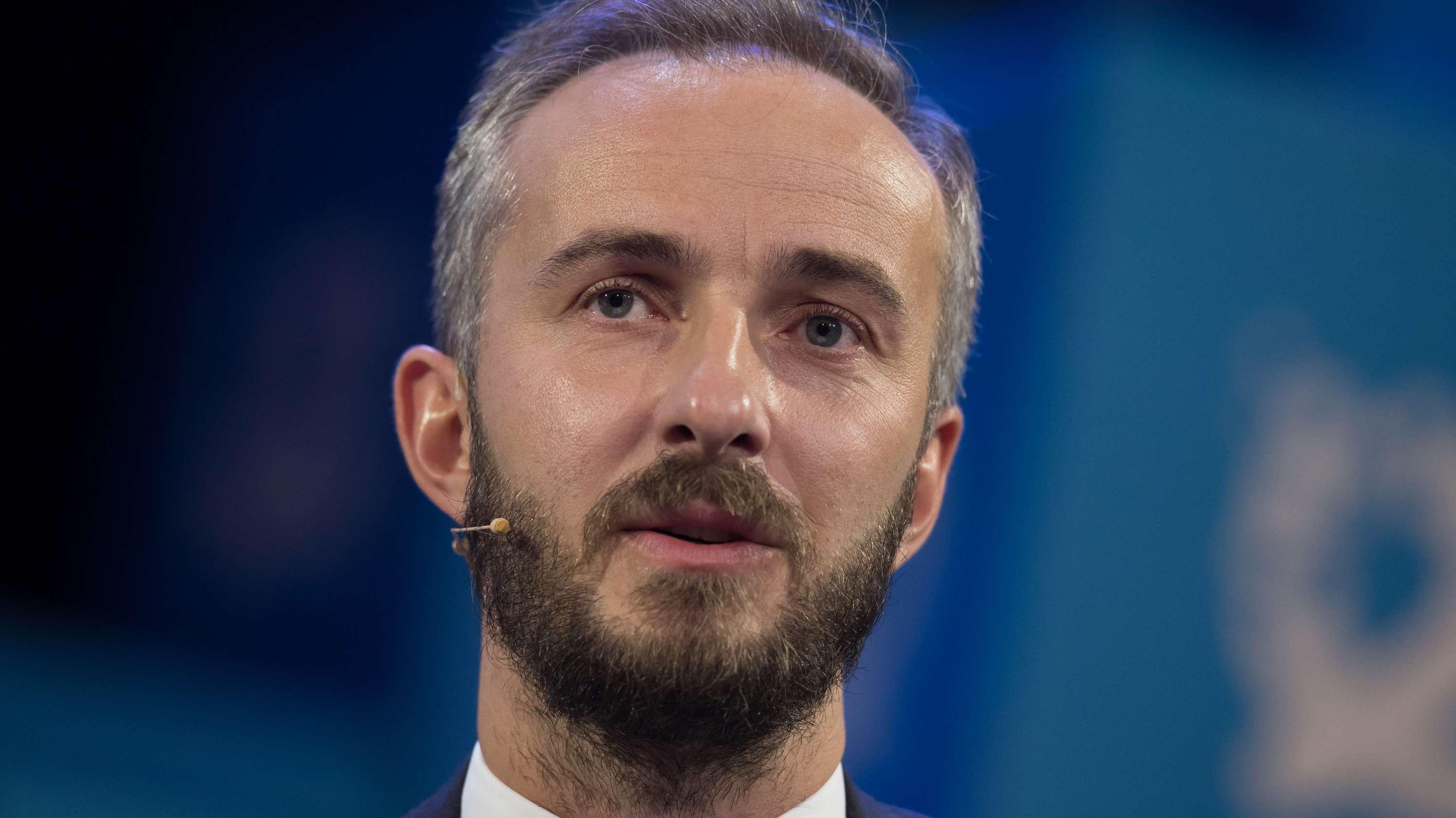Satiriker und Moderator Jan Böhmermann