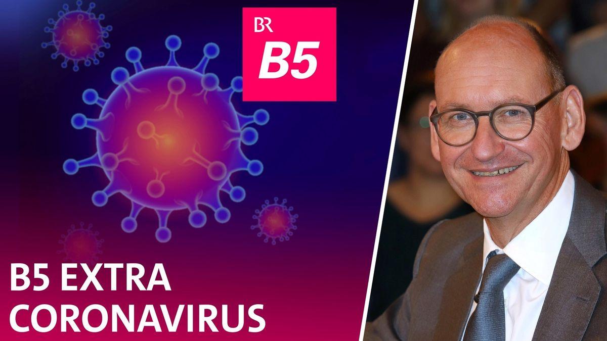 Ökonom und Buchautor Daniel Stelter im BR-Interview