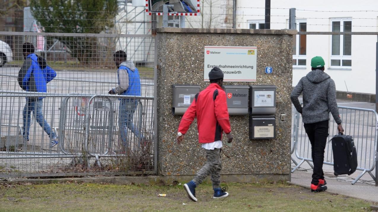 Asylunterkunft Donauwörth