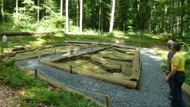 Saurierpfad bei Euerdorf