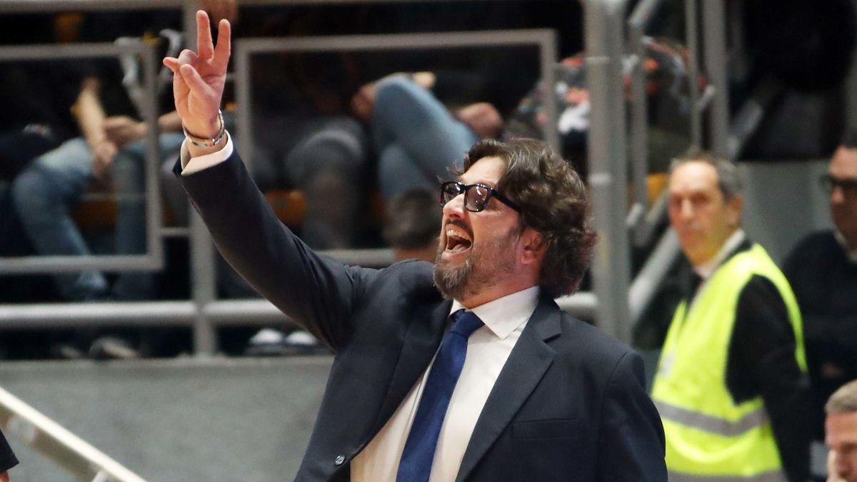 Andrea Trinchieri wird neuer Basketball-Coach beim FC Bayern