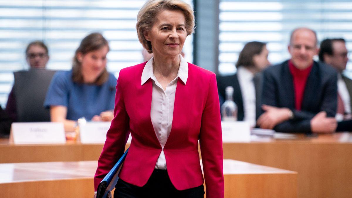 Ursula von der Leyen (CDU), ehemalige Verteidigungsminsterin