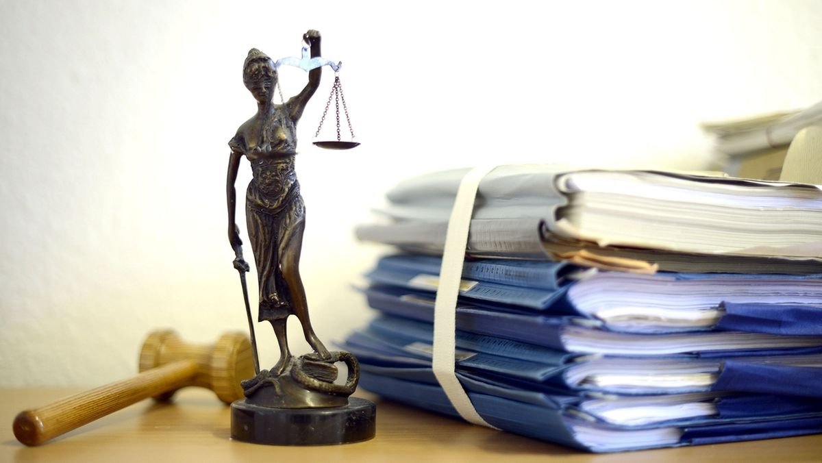 Gericht (Symbolbild)