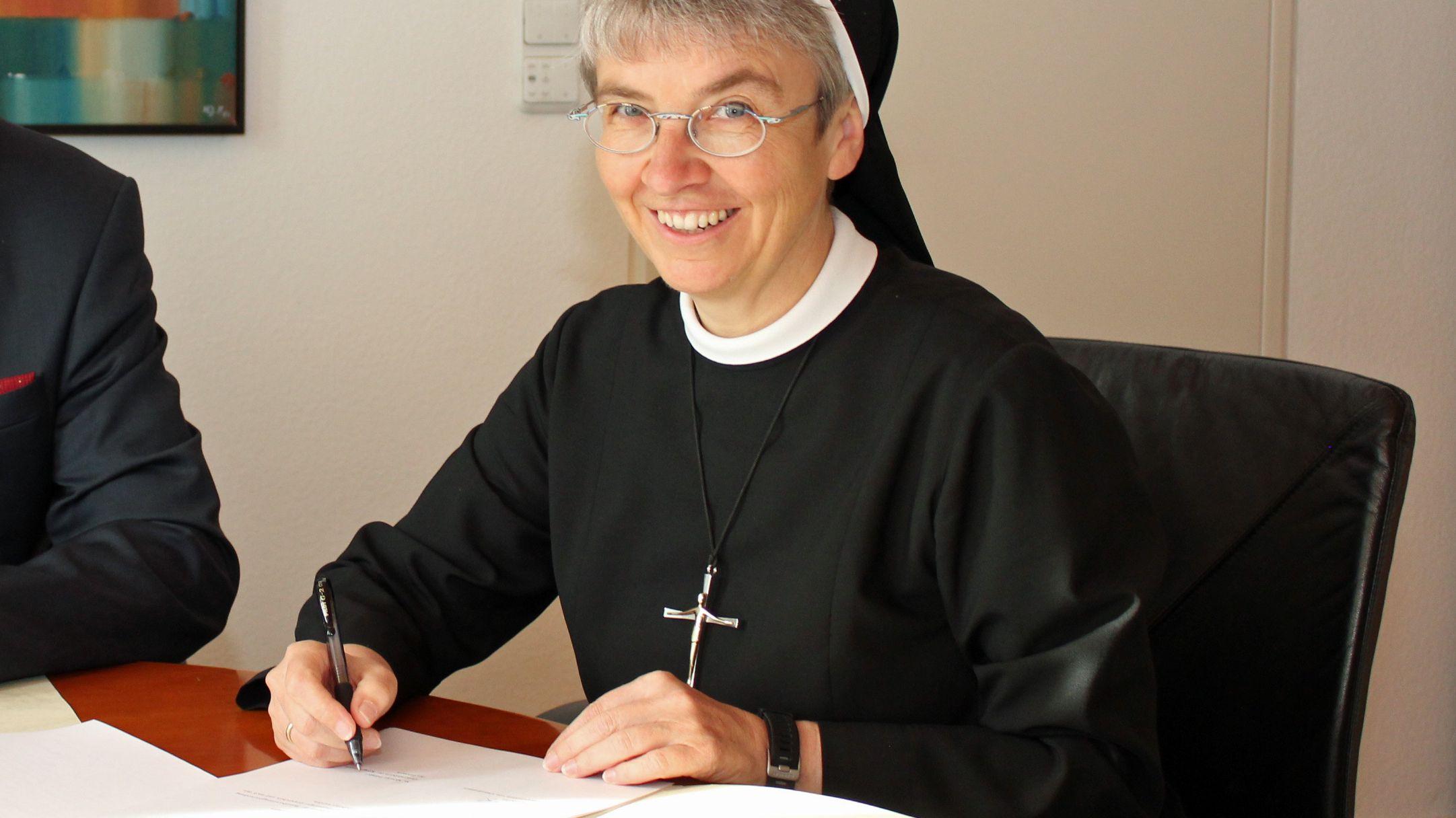Erlöserschwestern lösen das Kloster in Heidenfeld auf
