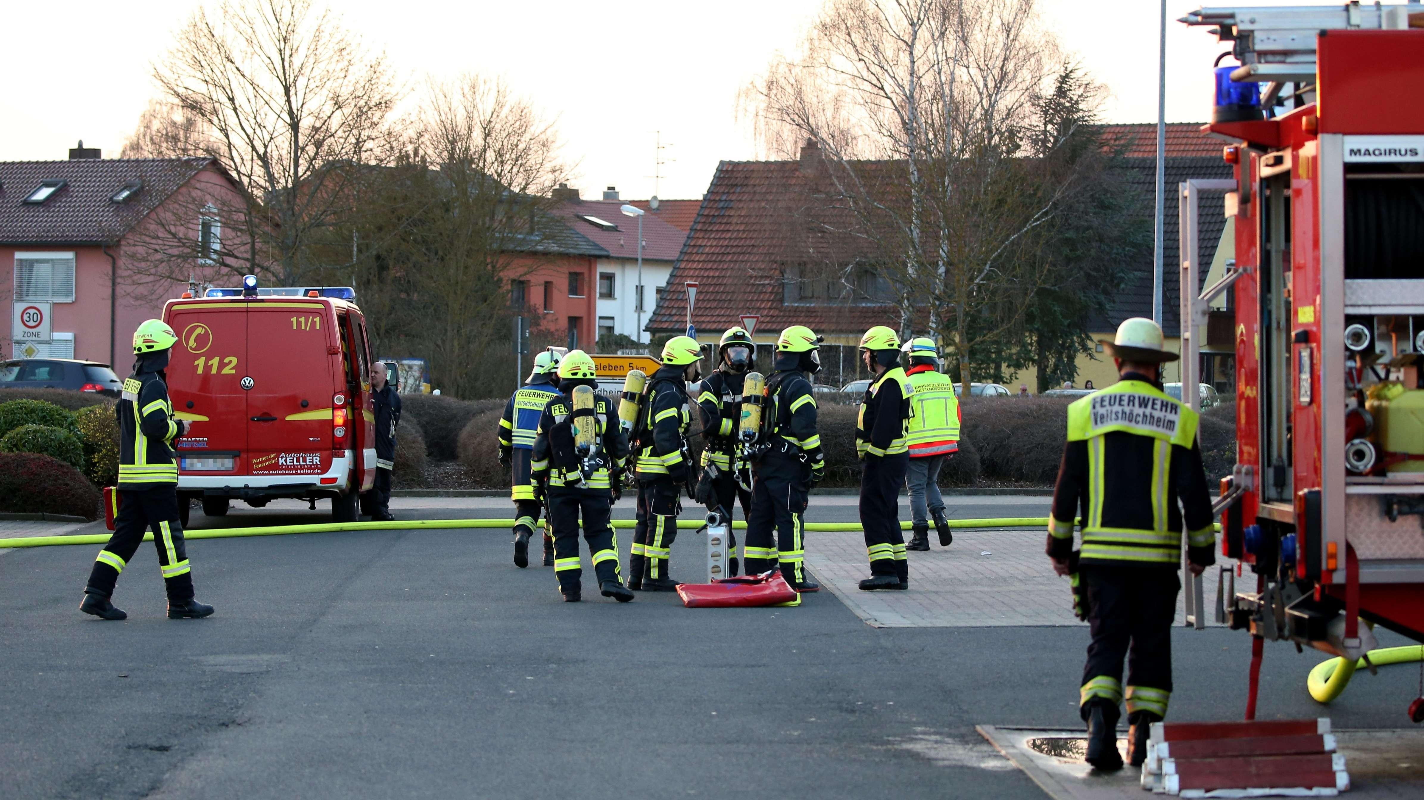 Bilanz der Feuerwehr Unterfranken veröffentlicht