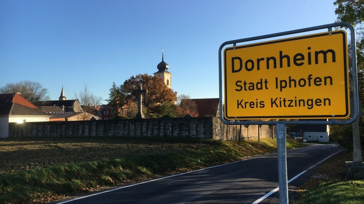 Dornheim im Landkreis Kitzingen macht Schlagzeilen mit fünfstelliger Inzidenzrate