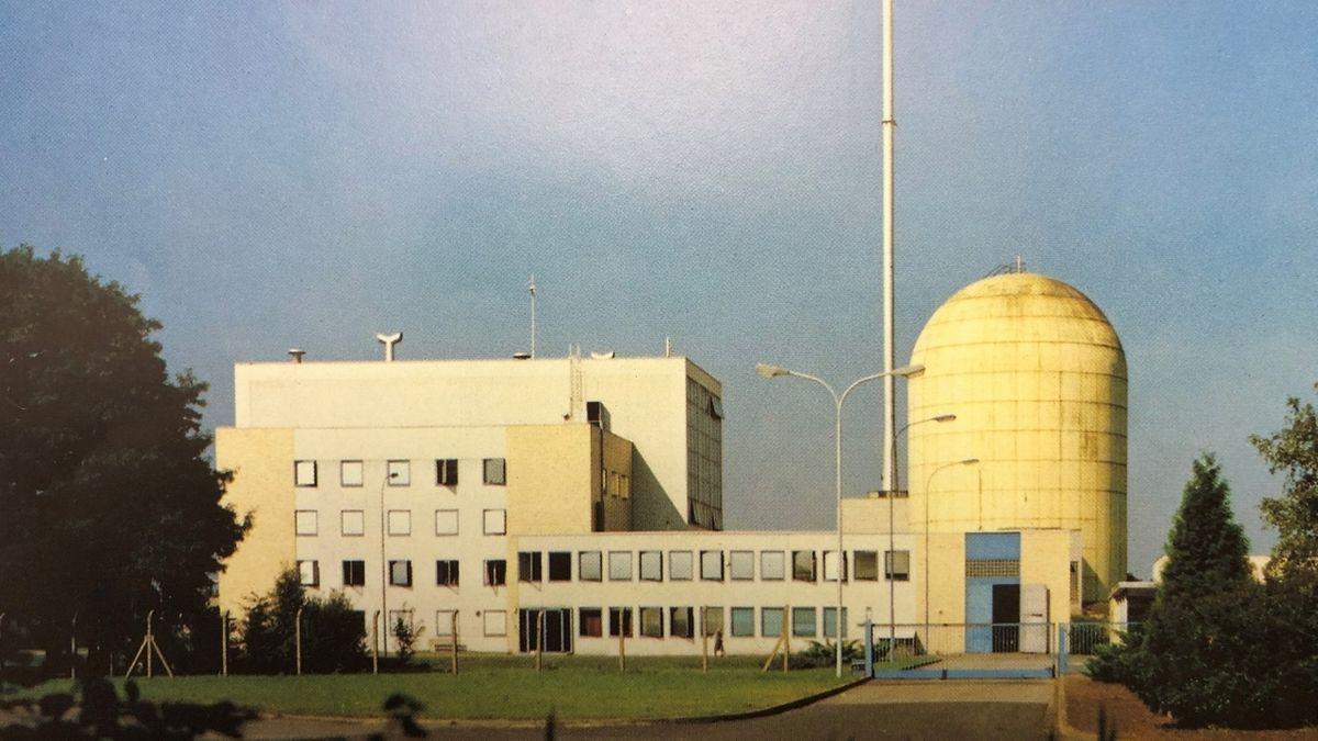 Ehemaliges Versuchs-Atom-Kraftwerk Kahl