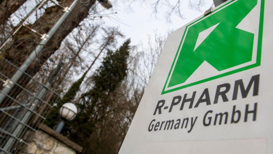 Der Firmensitz von R-Pharm Germany in Illertissen