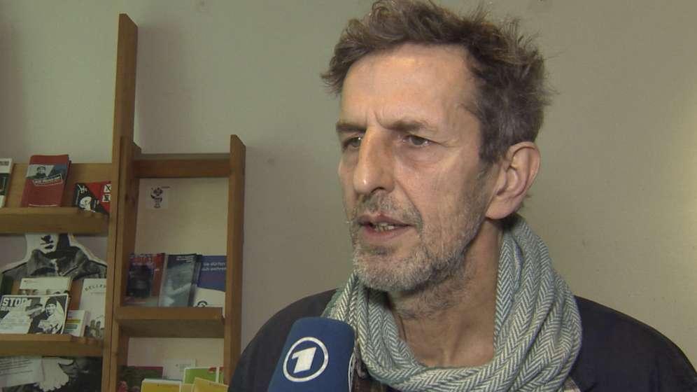 Stephan Dünnwald, Bayerischer Flüchtlingsrat | Bild:Bayerischer Rundfunk