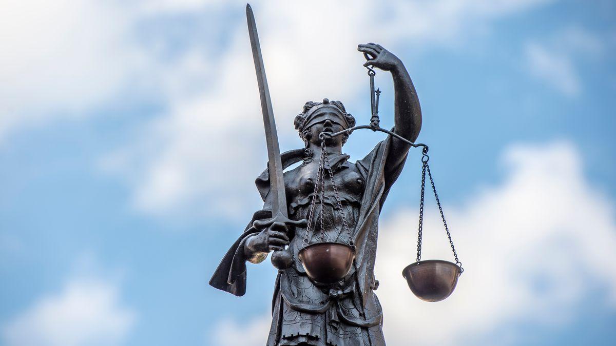 Justitia (Symbolfoto)