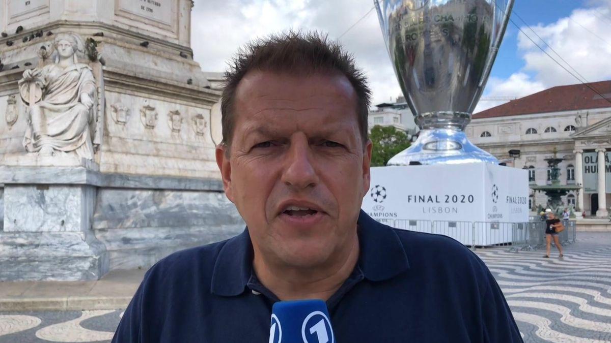 BR-Sportreporter Taufig Khalil