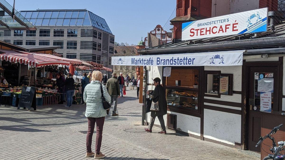Bäckerei Brandstetter in Würzburg