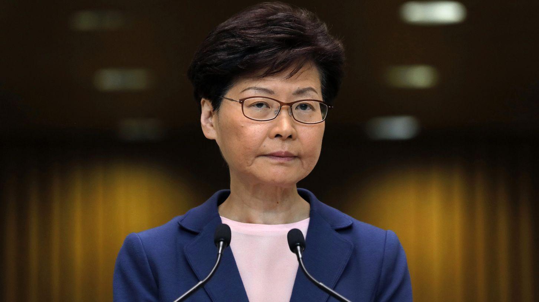 Carrie Lam, Regierungschefin von Hongkong