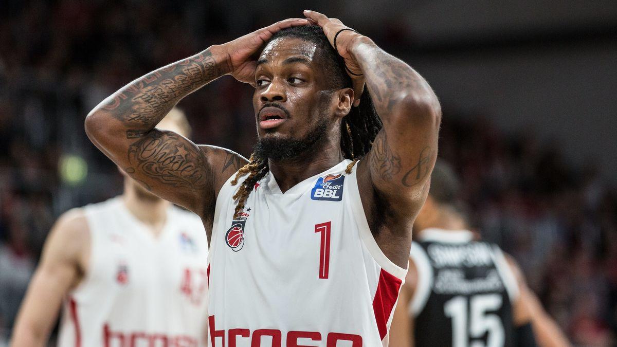 Basketballer Paris Lee (Brose Bamberg)