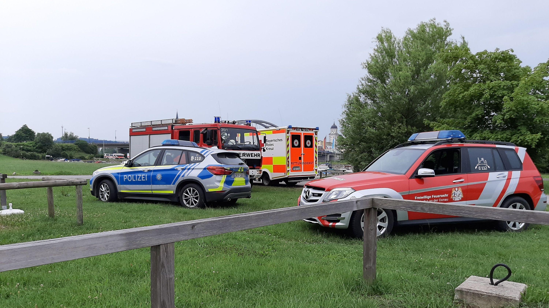 Die Leiche des Familienvaters wurde am Montag bei Vilshofen in der Donau gefunden