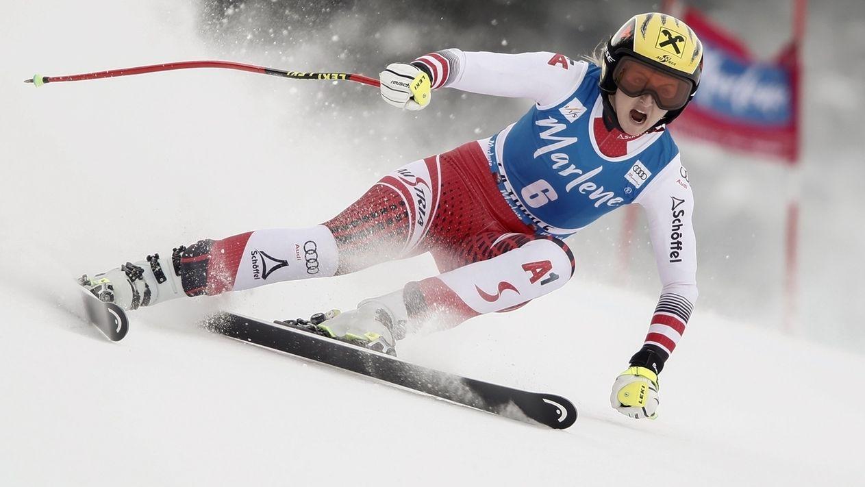 Ski alpin: Weltcup in La Thuile