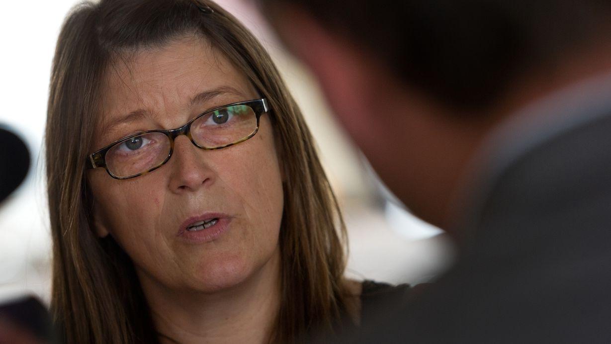 Andrea Röpke, Diplom-Politologin und freie Journalistin mit Themenschwerpunkt Rechtsextremismus