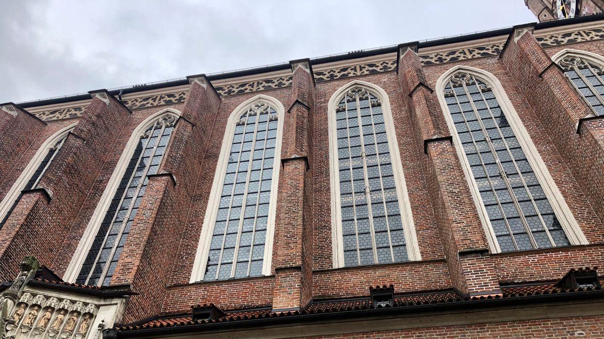 Die Fenster von außen