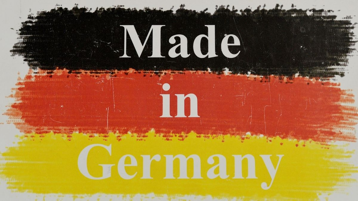 """Made in Germany""-Plakat"