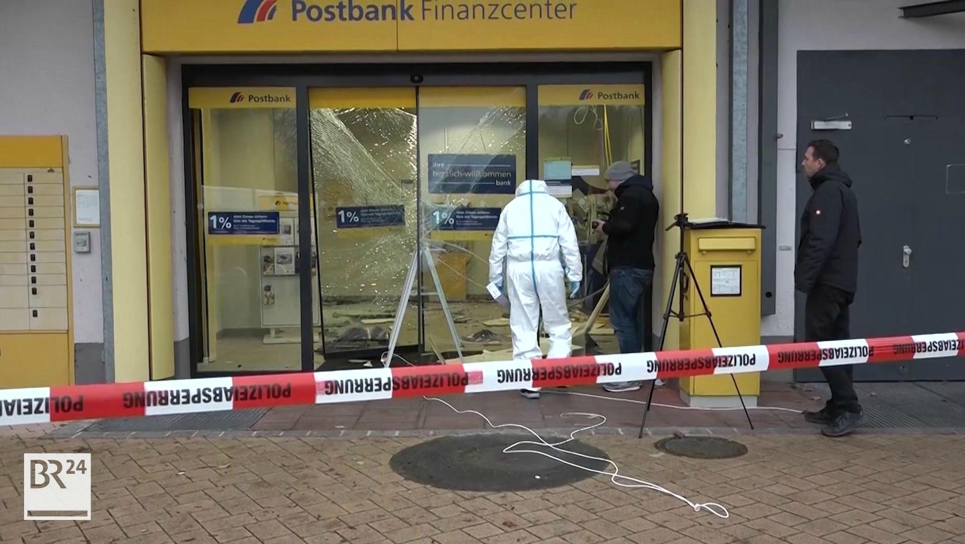 Postbank-Filiale in Alzenau