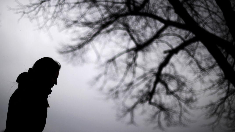 Hilfesuchende bei Depressionen