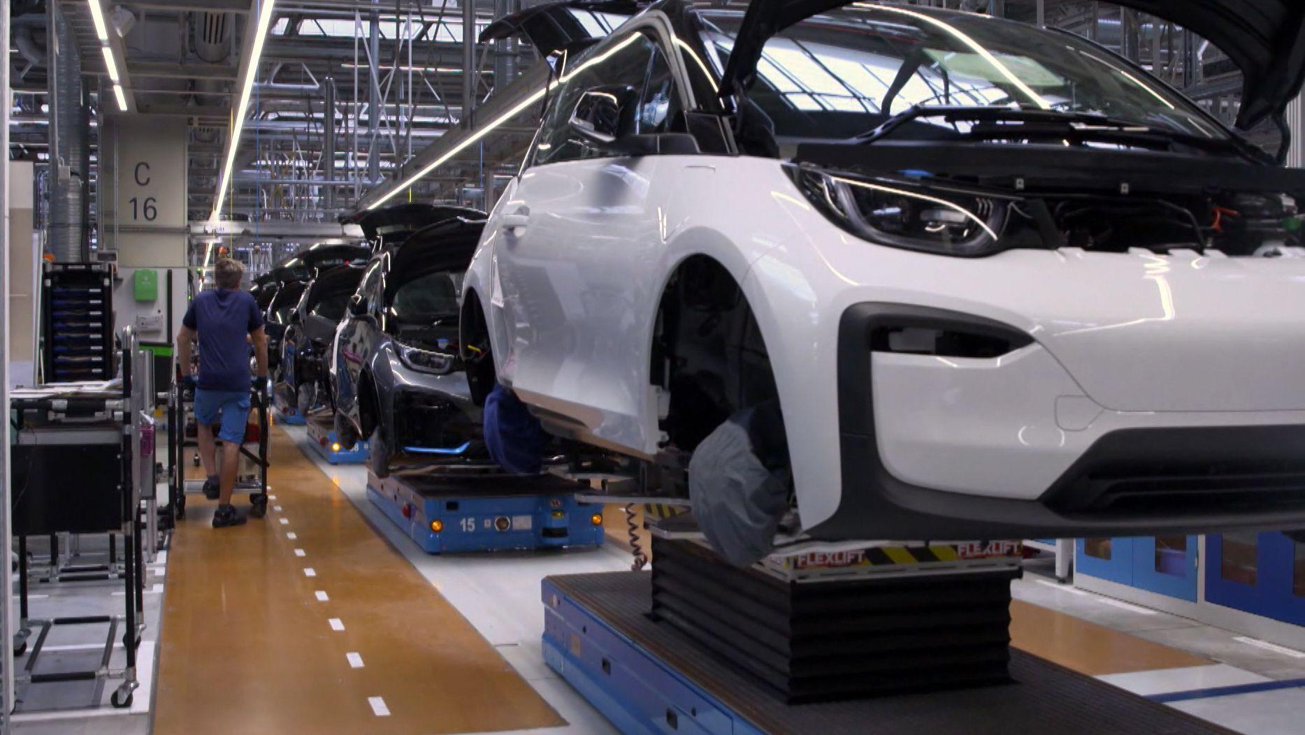 Die Autobranche ist in Bayern eine der wichtigsten. Deshalb will der Freistaat sie bis 2023 mit zusätzlichen 225 Millionen Euro fördern.