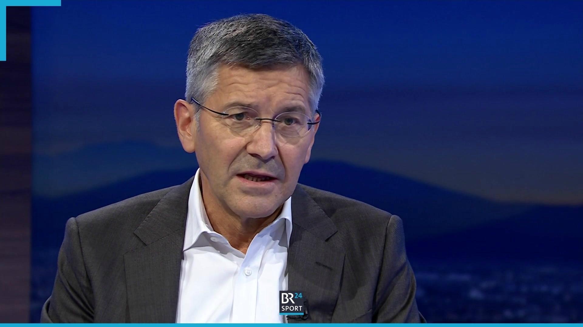 Herbert Hainer, Präsident FC Bayern