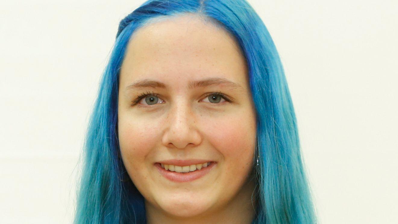Christkind-Kandidatin Cora von Graes