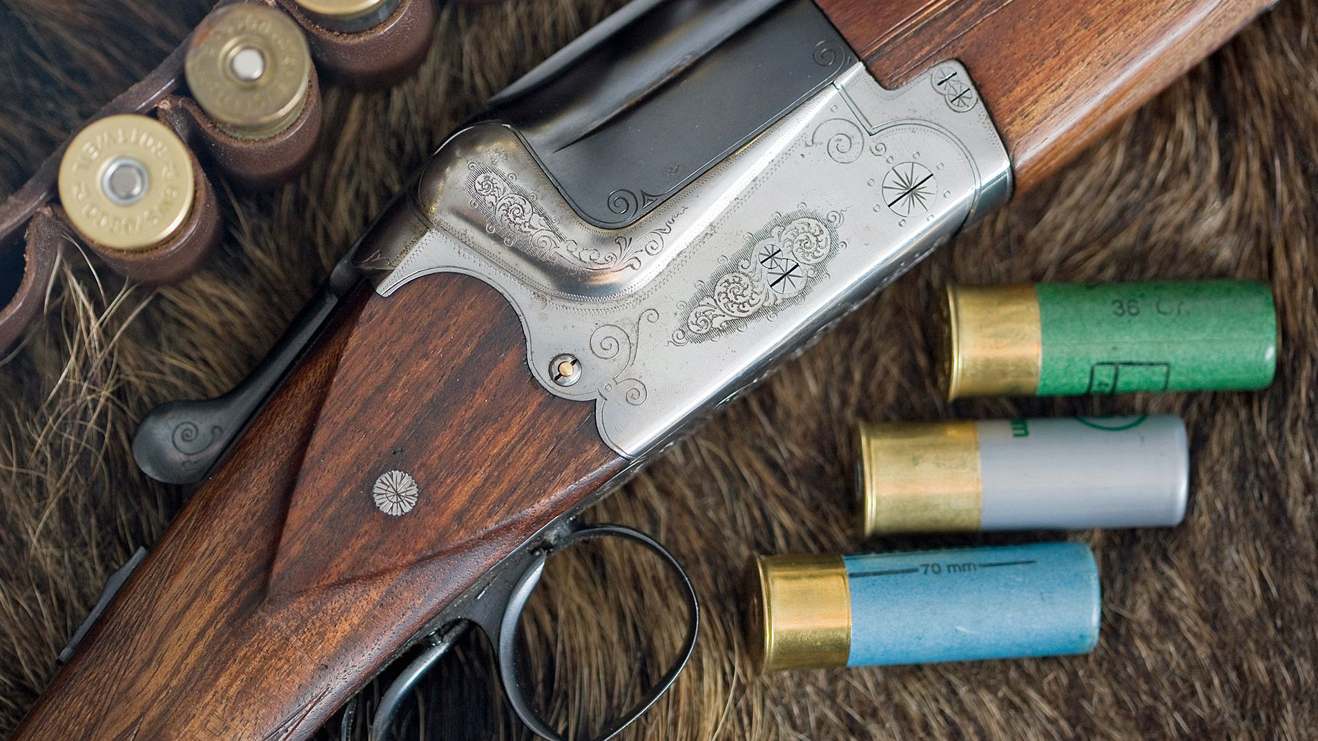 Bleihaltige Jagdmunition