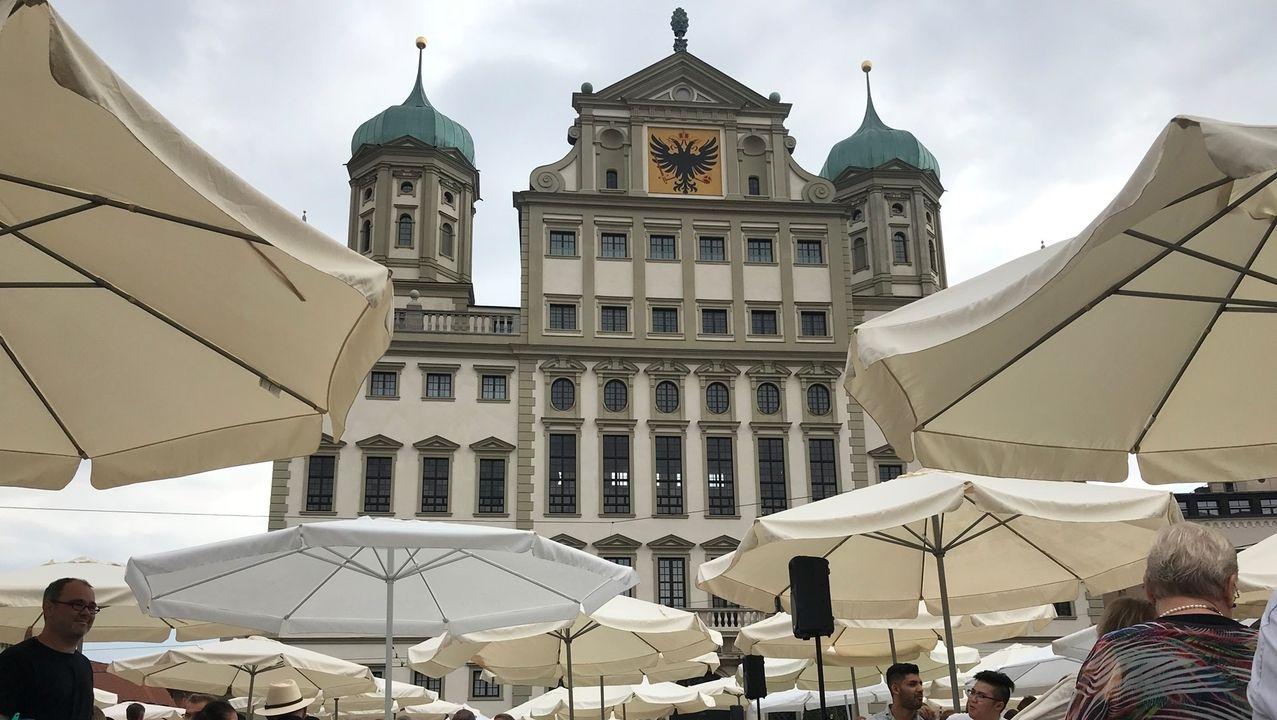 Friedensfest in Augsburg