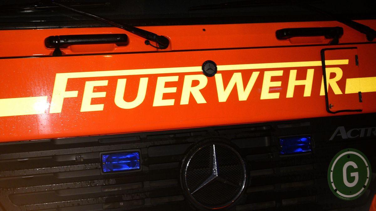 Feuerwehrauto (Symbolbild).