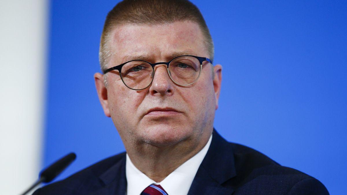 Verfassungsschutzpräsident Thomas Haldenwang