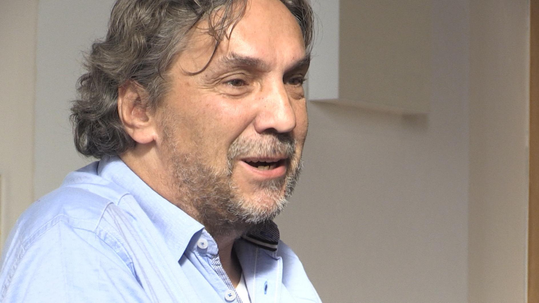 Christian Stückl, Leiter des Oberammergauer Passionsspiels