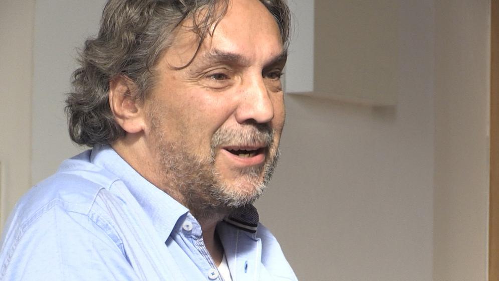 Christian Stückl, Leiter des Oberammergauer Passionsspiels | Bild:BR/Martin Breitkopf