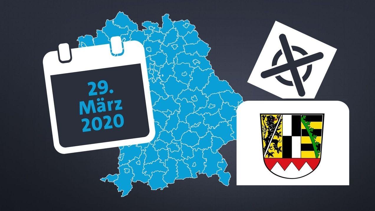 Stichwahlen in Oberfranken: Das sind die Ergebnisse.