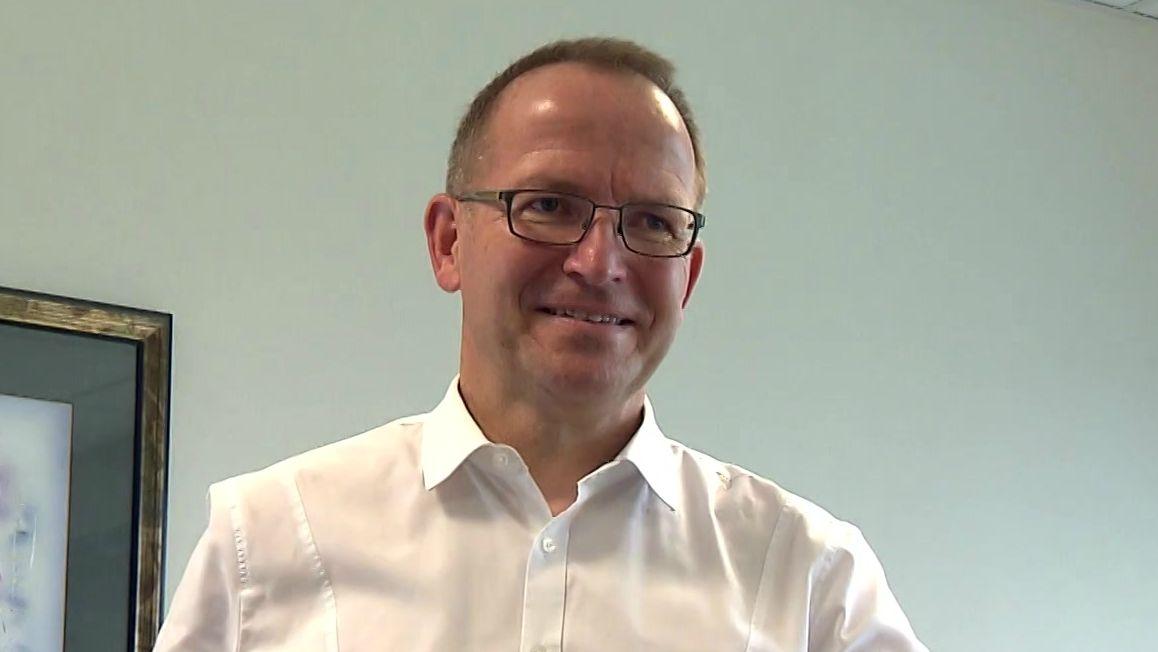 BLSV-Präsident Jörg Ammon