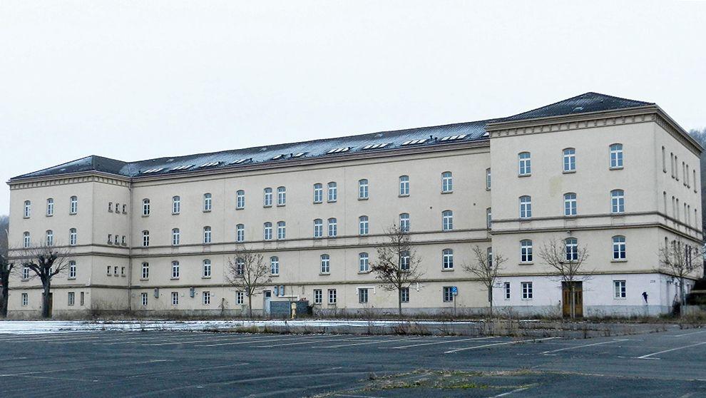 Faulenberg-Kaserne Würzburg