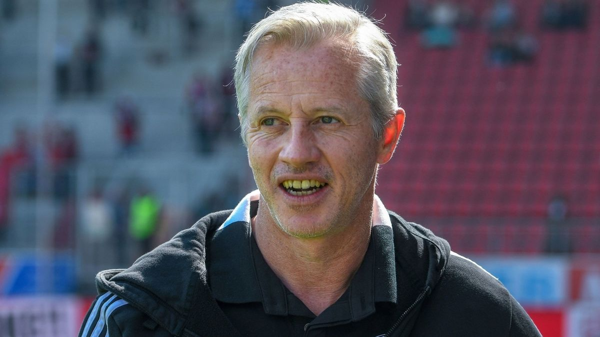Der neue Club-Trainer Jens Keller