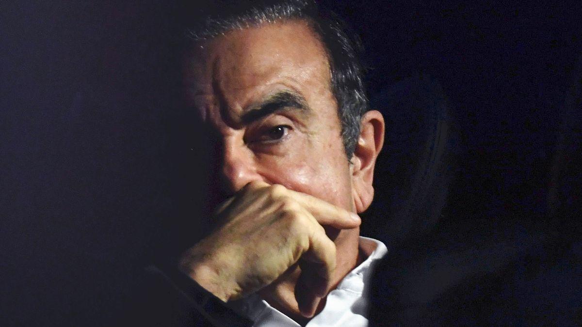 Ex-Renault-Chef Carlos Ghosn