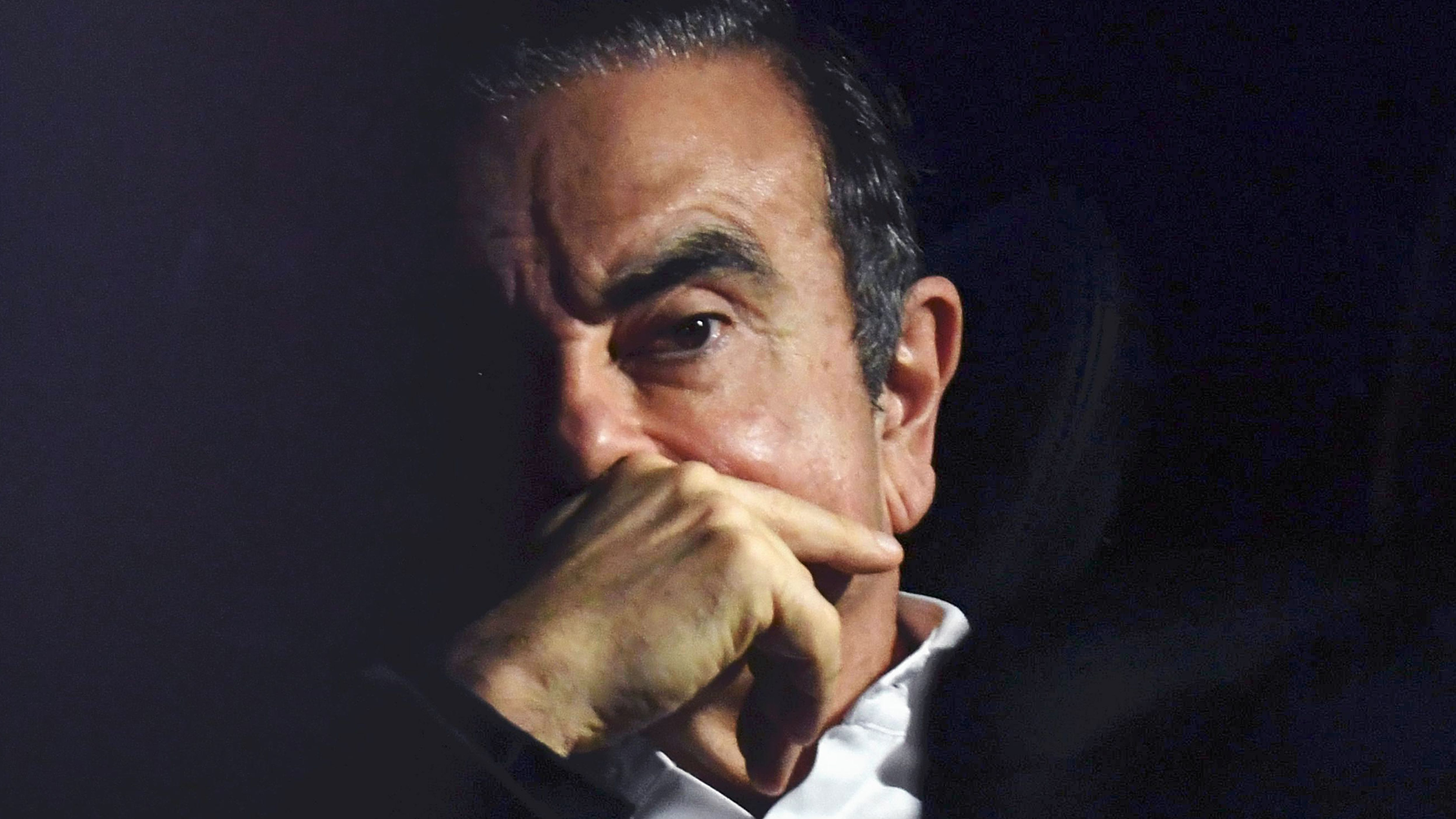 Ex-Renault-Chef Carlos Ghosn