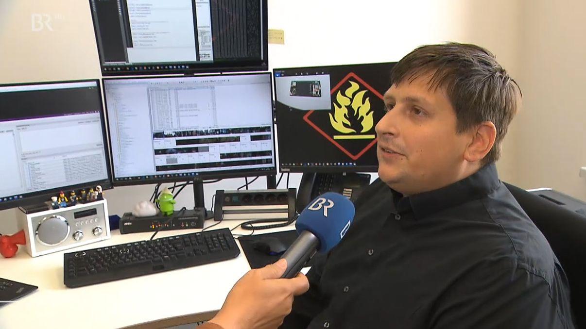 """Zentralstelle Cybercrime Bayern"" in Bamberg"