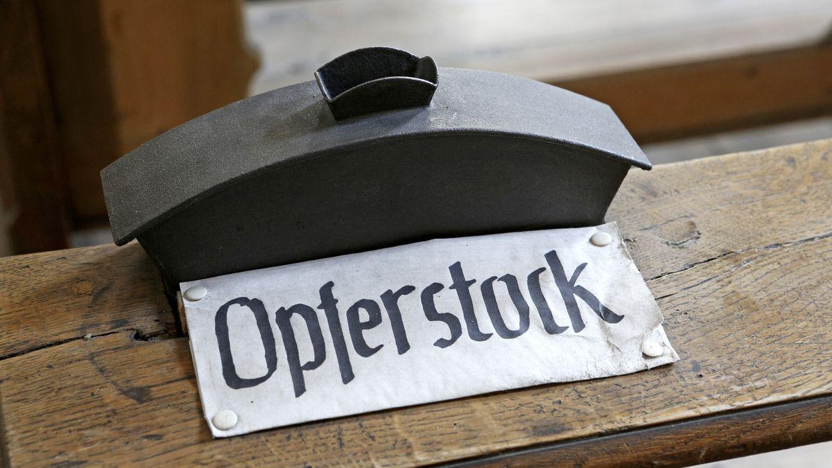 Professioneller Opferstock-Aufbrecher in Aschaffenburg verhaftet