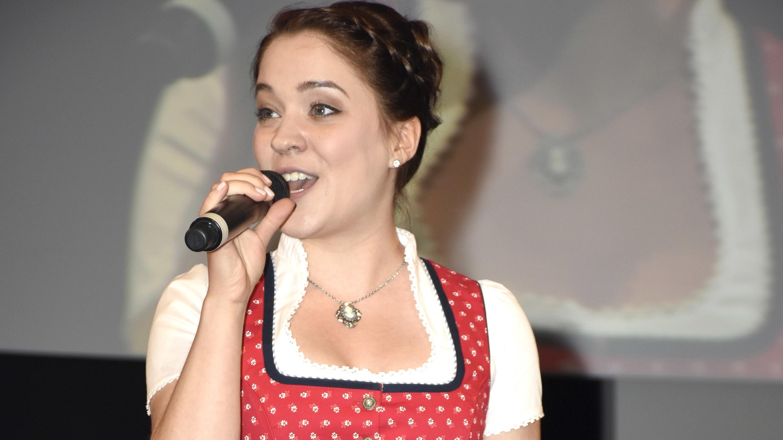 Schauspielerin Carina Dengler