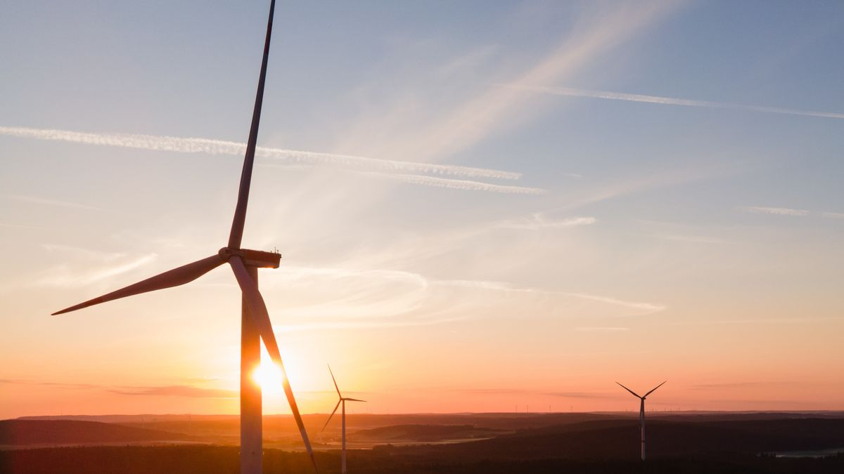 In Sinzing ist ein Windpark mit insgesamt drei Windrädern geplant.
