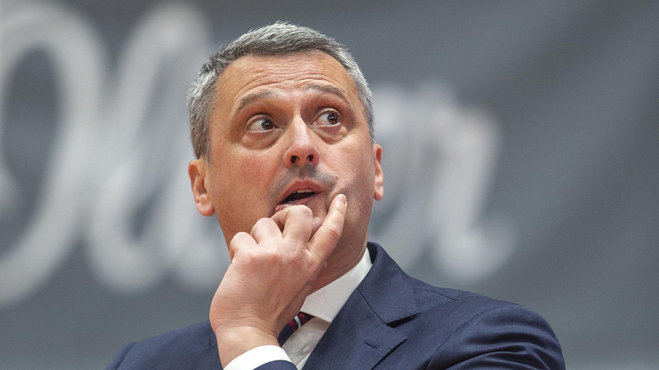 Münchens Trainer Dejan Radonjic