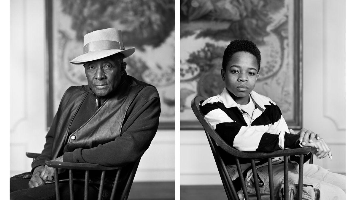 """Dawoud Beys """"Fred Stewart II and Tyler Collins"""" - aus seiner Serie """"The Birmingham Project"""" aus dem Jahr 2012"""