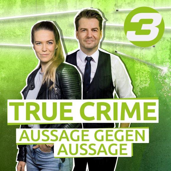 Podcast Cover TRUE CRIME - Aussage gegen Aussage | © 2017 Bayerischer Rundfunk
