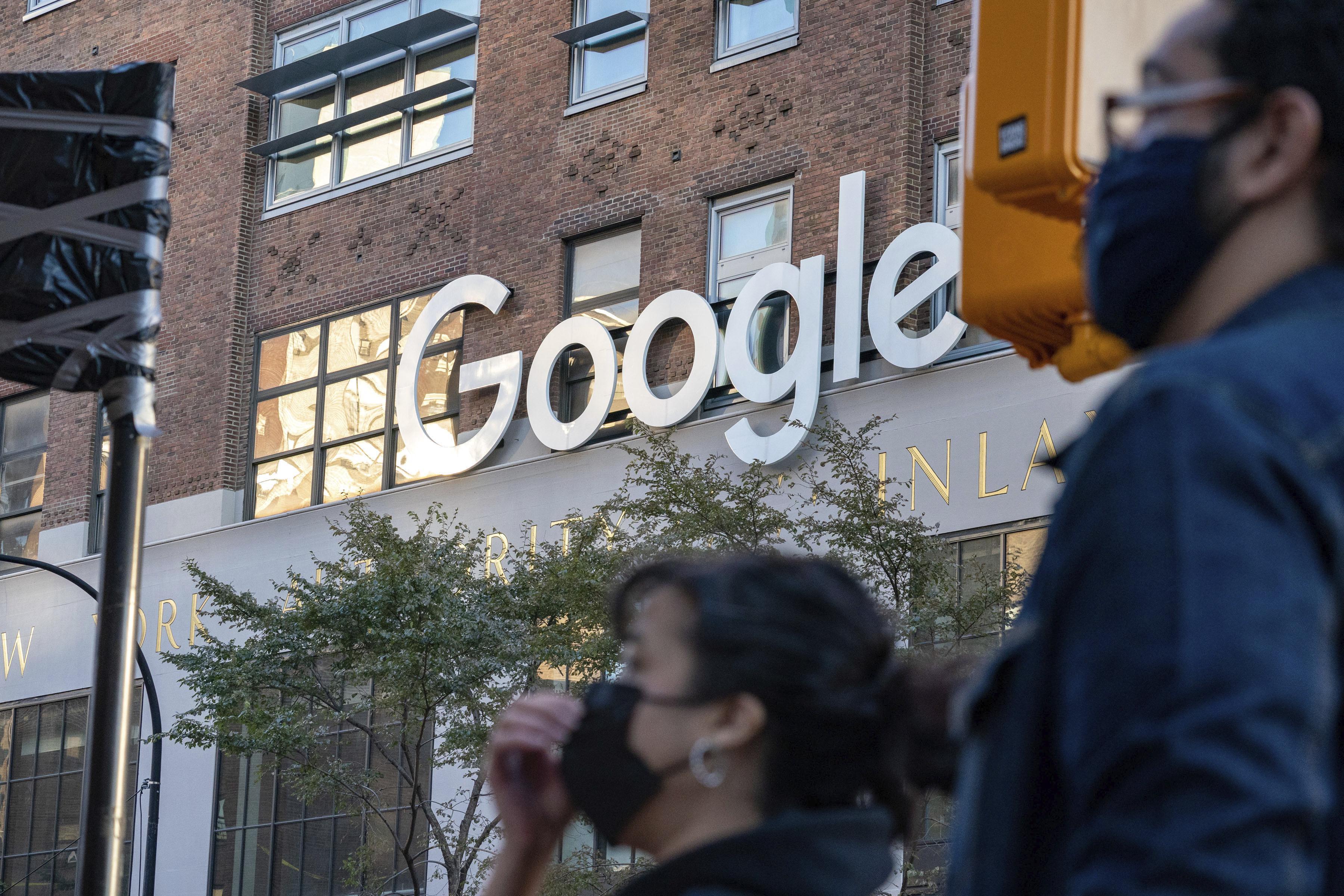 US-Regierung klagt Google wegen Monopolbildung