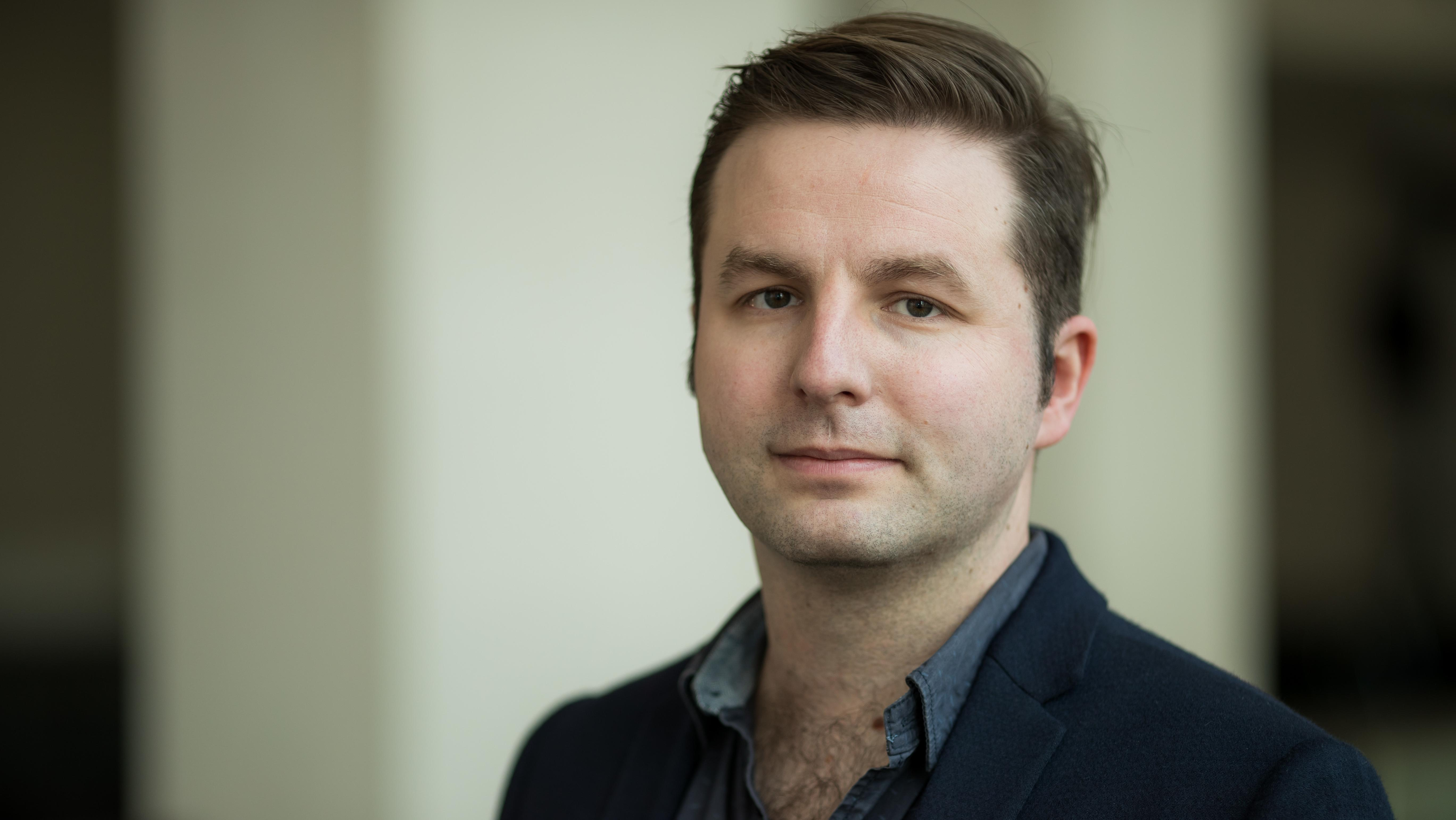 Schauspieldirektor Jan-Philipp Gloger