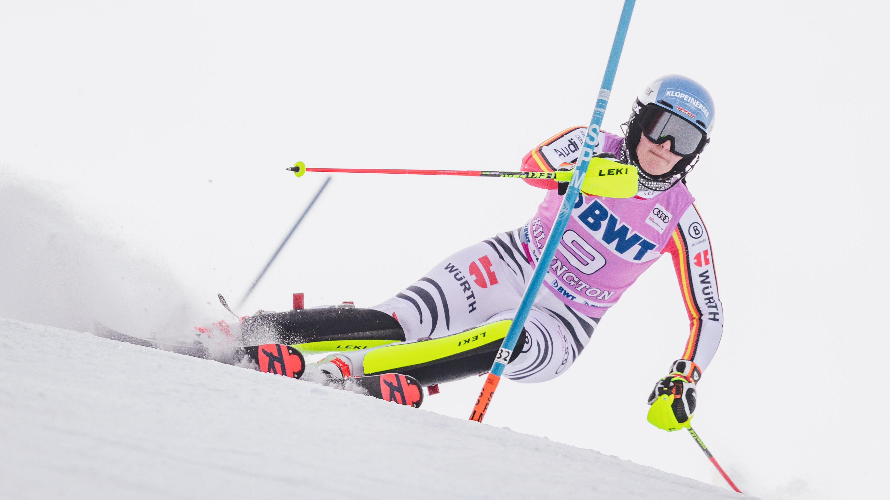 Christina Ackermann in Killington